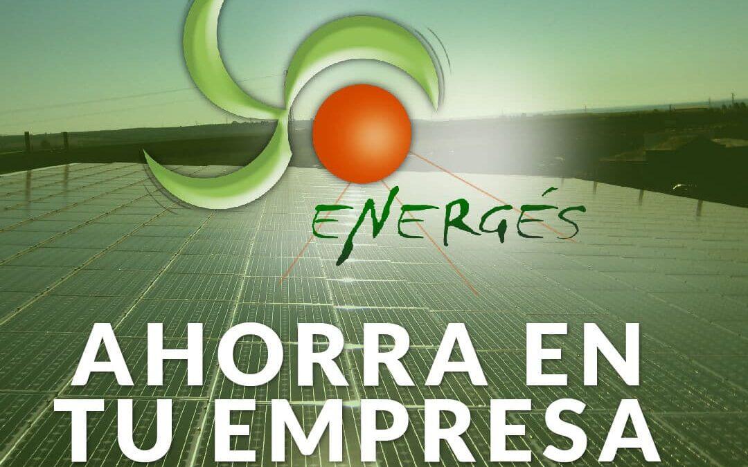 Ahorrar en tu empresa con la energia solar