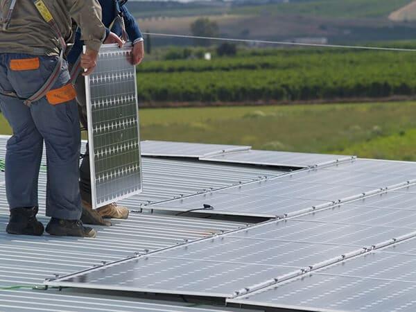 Empresa de energía solar con muchas años de experiencia