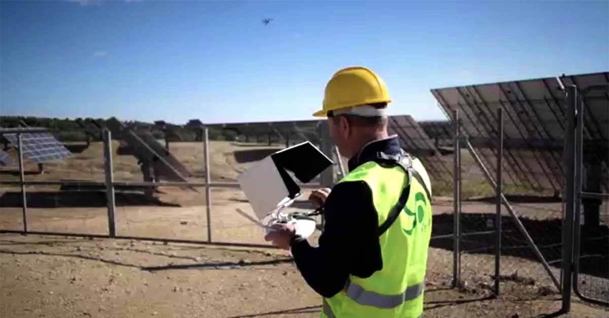 mantenimiento planta solar