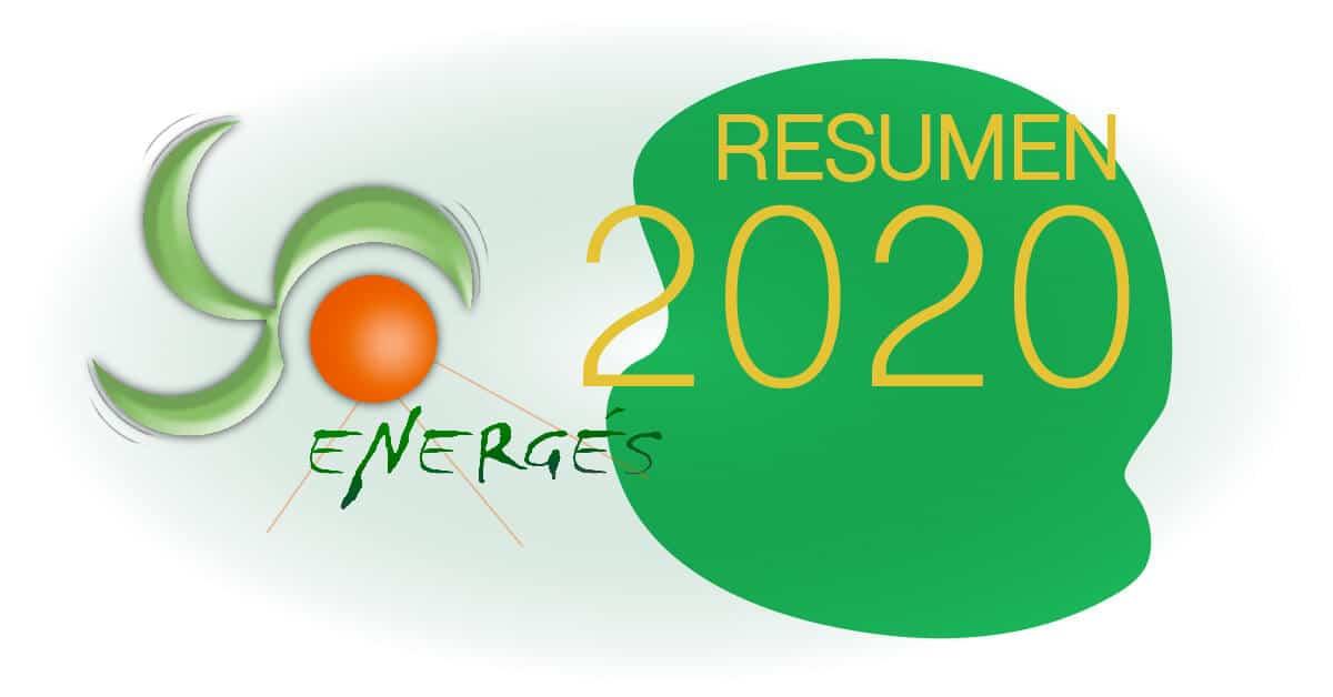 Energés energia solar 2020