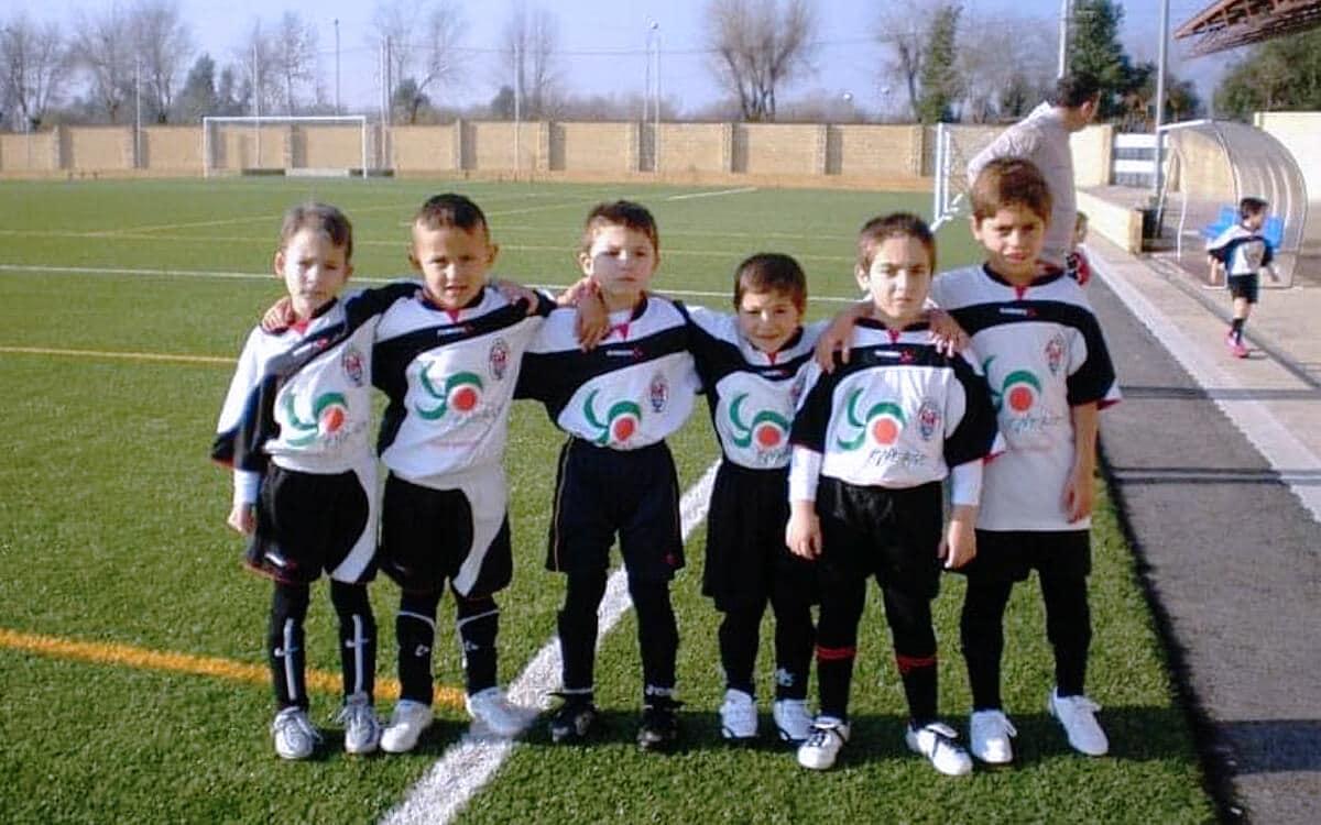 Energes futbol alevín 2010